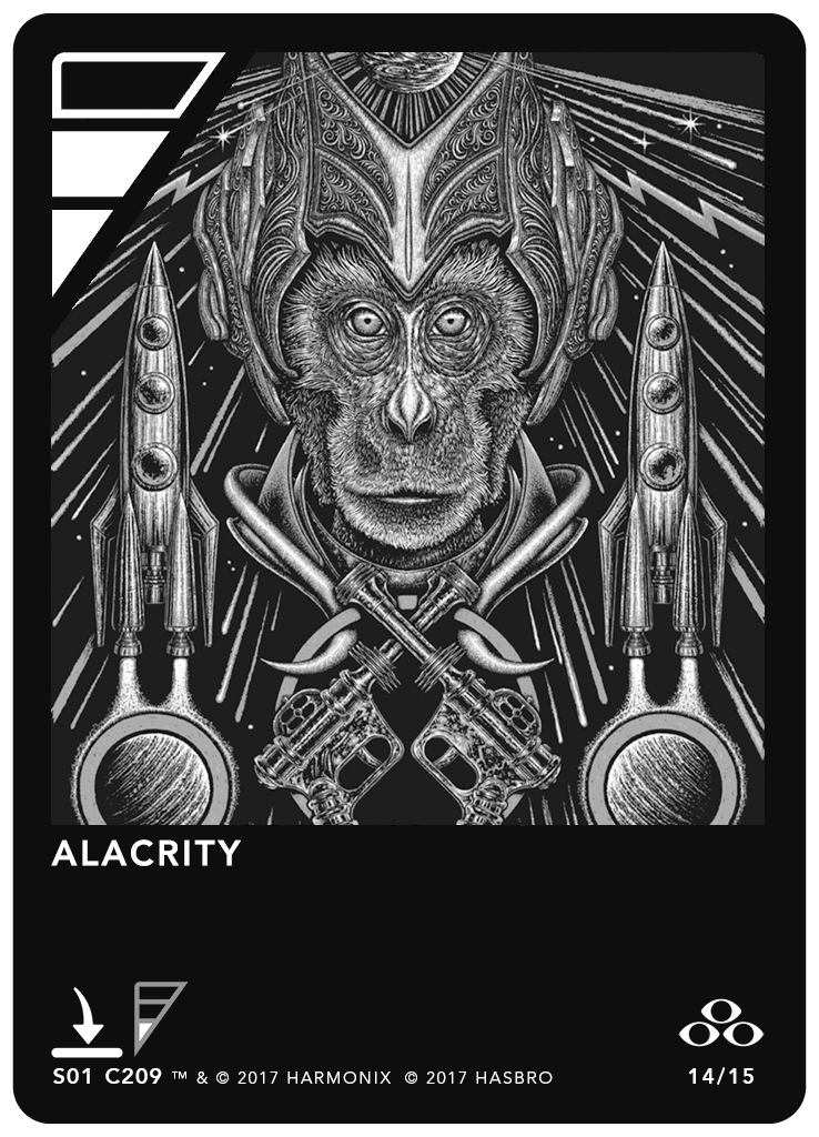 Card: Alacrity - FX - DropMixin